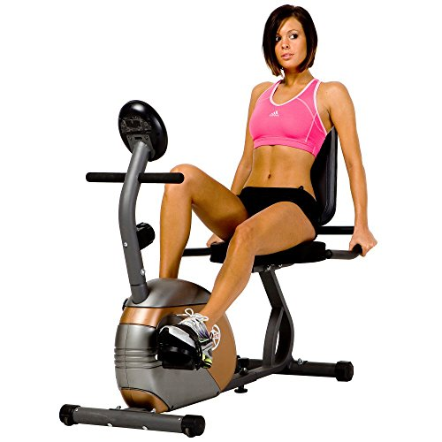 Lowest Prices! Marcy ME 709 Recumbent Exercise Bike
