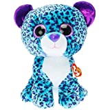 Ty Beanie Boos Lizzie - Leopard Large (Claires Exclusive)