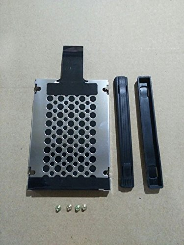 Nbparts New 9.5mm HDD Hard Drive Caddy Rails for Lenovo Thinkpad T510 T520 T530 W540 W700 W701