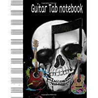 Guitar Tab notebook: Journal - Guitarist's notebook