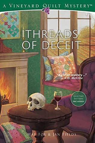 book cover of Threads of Deceit