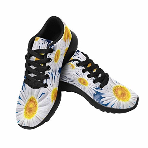 6 InterestPrint Multi Go Easy Shoes Jogging Walking Sneaker Running Women's Lightweight v6rqHvz
