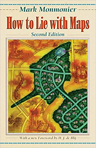 How to lie with maps 2nd mark monmonier amazon fandeluxe Choice Image