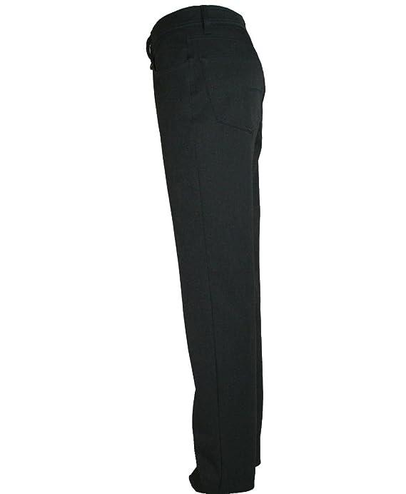wide range factory authentic united kingdom Pierre Cardin Men's Deauville 3196 Straight Jeans, Black