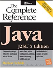Java: The Complete Reference, J2SE 5 Edition