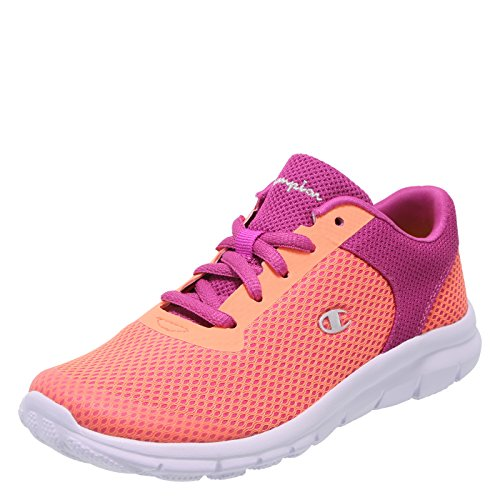 492af0f82ecf3 Galleon - Champion Coral Berry Girls  Performance Gusto Cross Trainer 3  Regular