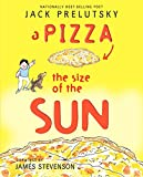 I'm making a pizza the size of the sun,a pizza that's sure to weigh more than a ton,a pizza too massive to pick up and toss, a pizza resplendent with oceans of sauce.   I'm topping my pizza with mountains of cheese,with acres of peppers, pimentos,...