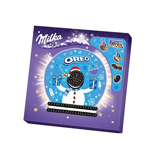 Milka Oreo Advent Calendar