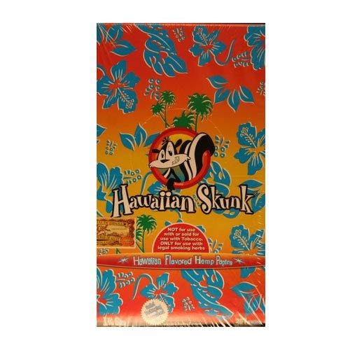 (Skunk Brand Rolling Papers Hawaiian 1 1/4 24ct Box)
