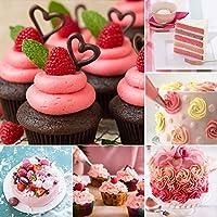 Kootek 178 piezas de suministros para decoración de pasteles con ...
