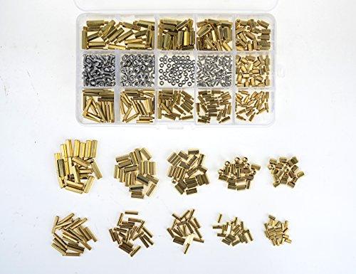 3 16 stainless steel screws - 1