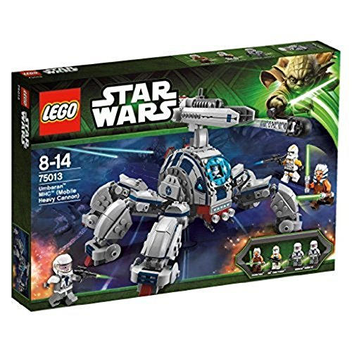 Lego Star Wars 75013 Umbaran MHC (Clone Star Lego Wars Wars Sets)