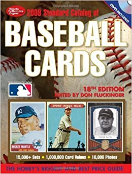 2009 Standard Catalog Of Baseball Cards Standard Catalog Of Vintage