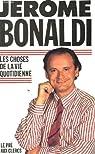 Les choses de la vie quotidienne par Bonaldi