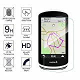 YANSHG For Garmin Edge 1030 Tempered Glass Screen Protector, Anti-scratch Ultra Clear 9H Tempered Glass Protector