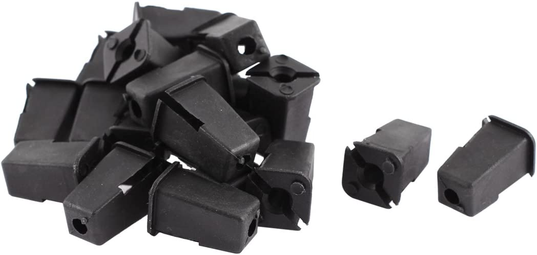 Uxcell a15092400ux0036 Clips//Rivets//Fastener 50 Pack Unknown