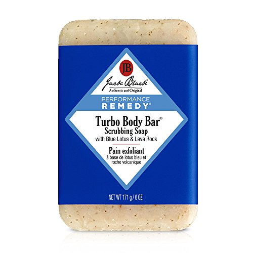 JACK BLACK – Turbo Body Bar Scrubbing Soap – Men's Soap