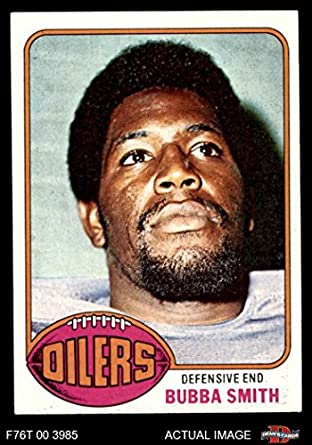 Bubba Smith Oilers