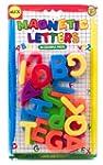 Alex Toys Plastic Magnetic Letters -...