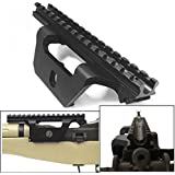 New Generation Locking Deluxe M14/M1a Scope Mount Mil Spec Light Weight One Piece Design