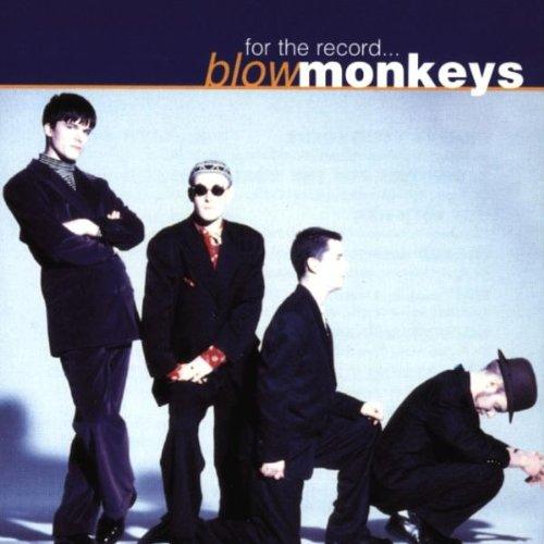 Blow monkeys digging your scene lyrics