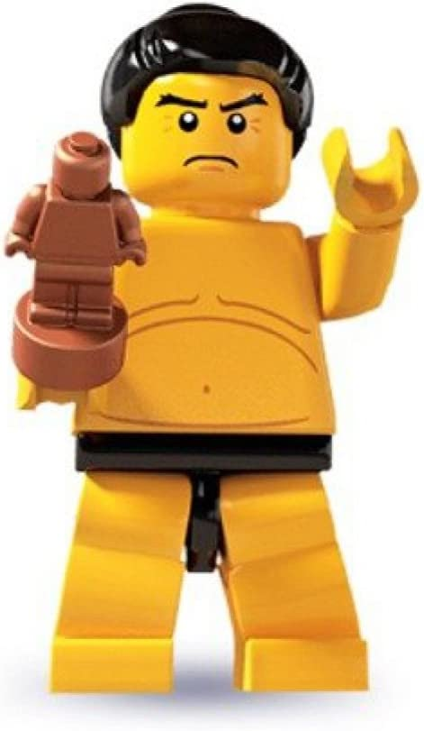 Leaflet  *MINT CONDITION* Lego Minifigures Series 17 Circus Strong Man