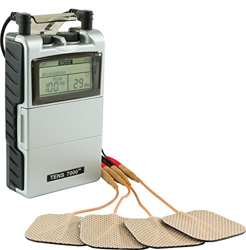 how to use tens machine scapullar