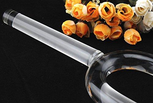 CVNC Chakra B Note Crown Crystal Tuning Fork Diameter 16mm by CVNC (Image #3)