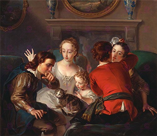 painting-group-study-allegory-mercier-sense-of-touch-large-print-poster-lf1768