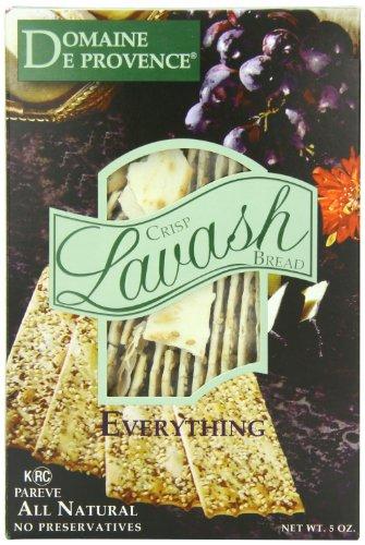 Domaine de Provence Everything Lavash, 5 Ounce