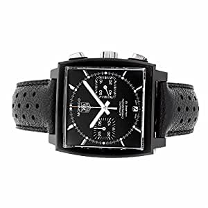 Tag Heuer Monaco automatic-self-wind mens Watch CAW211M.FC6324 (Certified Pre-owned)