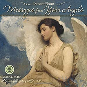 Messages from Your Angels 2018 Wall Calendar: A Year of Inspiring Affirmations