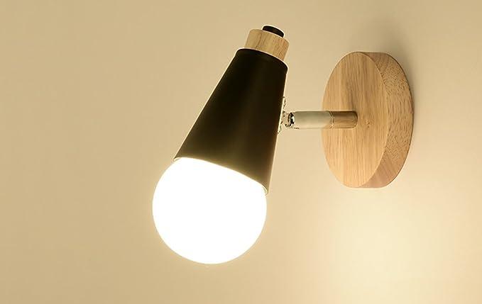 Lytsm lampada da parete lampada da parete semplice da letto a muro