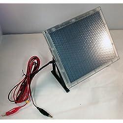 12 Volt Waterproof Solar Sealed Lead Acid Battery Charger UV87511