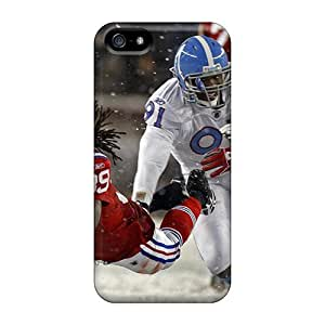 New XAb1941hhng New England Patriots Skin Case Cover Shatterproof Case For Iphone 5/5s