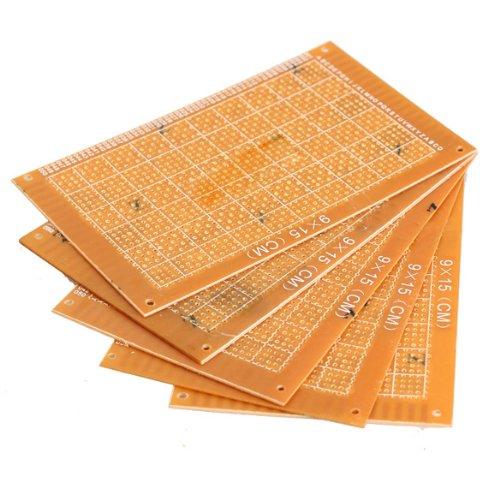 Prototipos PCB