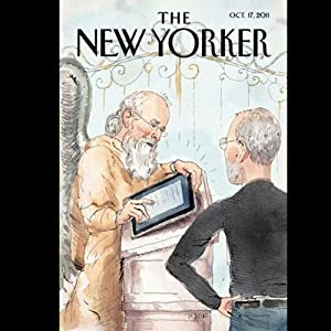 The New Yorker, October 17th 2011 (Tad Friend, Michael Specter, James Surowiecki) Periodical