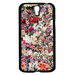 Garden of Colorful Flowers Hard Snap on Phone Case (Galaxy s4 IV)