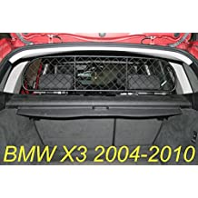 Dog Guard, Pet Barrier Net and Screen RDA65-S8 for BMW X3, car model produced from 2004 to 2010, for Luggage and Pets