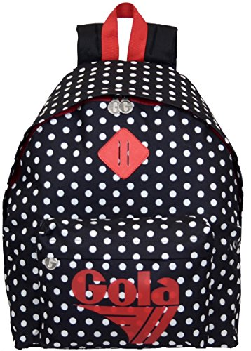 Gola , Damen Umhängetasche BLACK/CREAM/RED