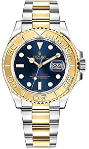 Women's Rolex Yacht-Master Gold & Steel 35mm Watch (Ref. 168623)