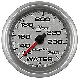 Auto Meter 7732 Ultra-Lite Pro II 2-5/8\