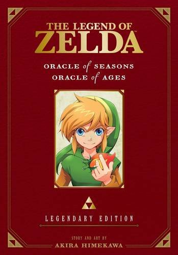 The Legend of Zelda: Oracle of Seasons / Oracle of Ages -Legendary Edition- (The Legend of Zelda: Legendary Edition)