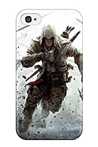 For Assassins Creed Protective Case Cover Skin/iphone 4/4s Case Cover