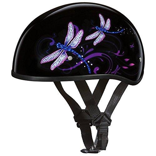 D.O.T. DAYTONA SKULL CAP- - Helmets Daytona Skull Cap