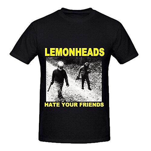 the-lemonheads-hate-your-friends-tour-tracks-mens-crew-neck-design-t-shirt-black