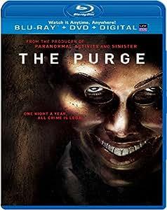 The Purge (Blu-ray + DVD + Digital Copy + UltraViolet)