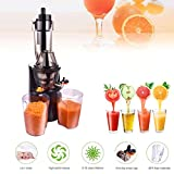 Slow Juicer Wide Mouth Juice Extractor 240Watt