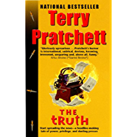 The Truth: A Novel of Discworld (English Edition)