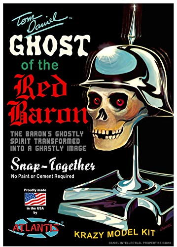 Tom Daniel Ghost The Red ()